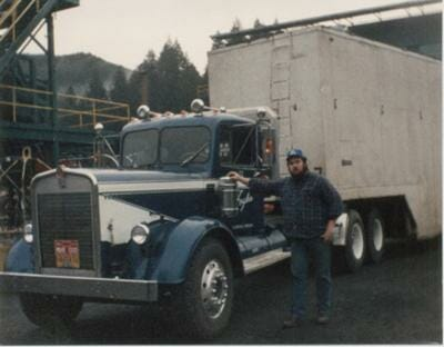 1952 Kenworth Needlenose