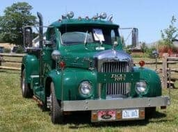 1956 B61 Mack Truck