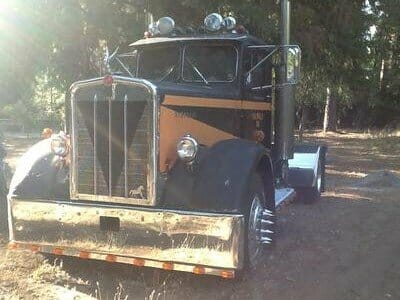 1957 Vintage Kenworth Restoration