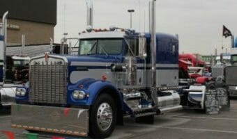 The Kenworth W900A: One Of The Classic Original Large Cars