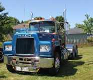 1981 Mack Truck Clifford Truck Show