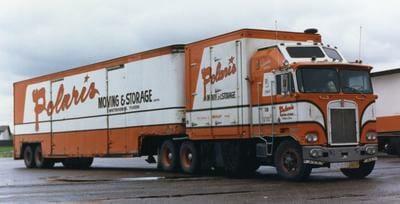 1989 Cabover Kenworth K100 Model