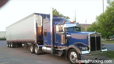 kenworth w900L owner operator