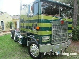 1982 Marmon Cabover 15 speed, 110P