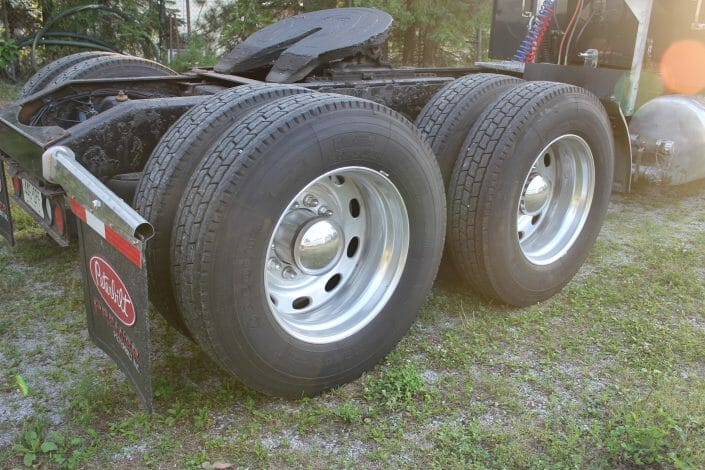 Tractor Trailer Tires