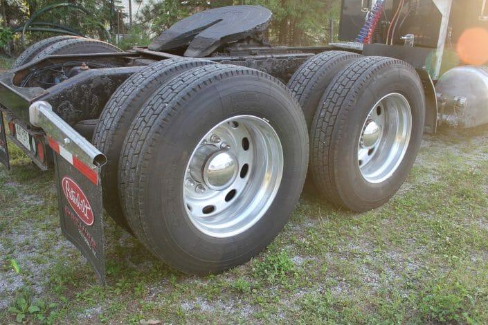 Tractor Trailer Tires