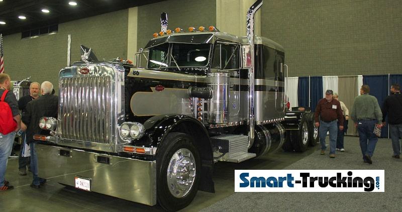 5 Reasons Truckers Love The Classic 359 Peterbilt Truck