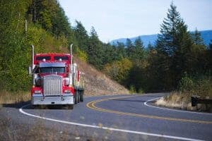 The One Critical Thing Truckers Should Know About Cornering a Big Rig