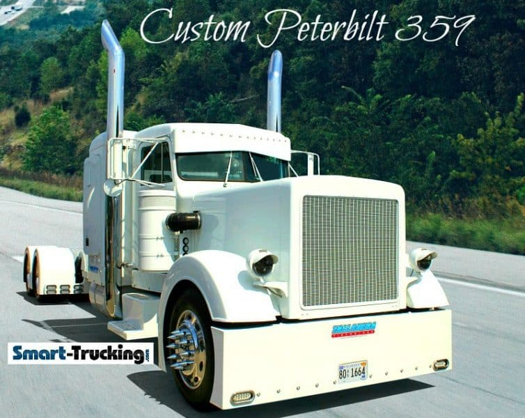 Peterbilt 359 model classic truck photo collection - Pictures of old peterbilt trucks ...