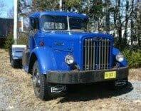 Old Autocar