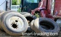 Used Big Rig Tires