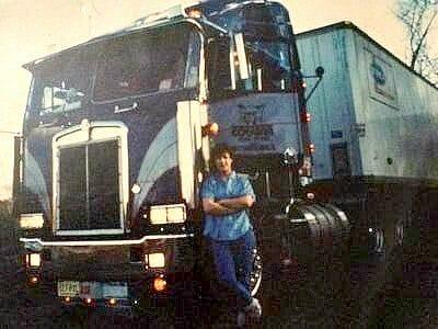 1988 Kenworth Cabover