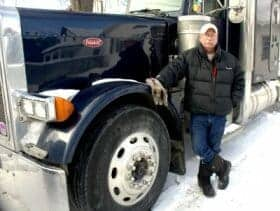 Experienced Professional Truck Driver