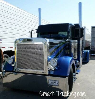 Disorderly Conduct Big Rig Peterbilt