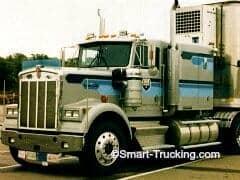 1984 Kenworth W900B