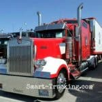 Big W900 Kenworth Custom Show Rig