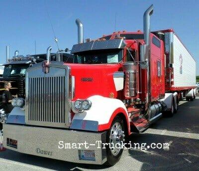 Kenworth Custom Big Rig Show Truck