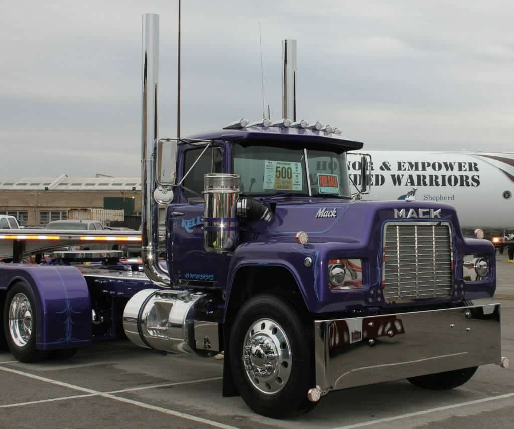 Purple Mack MATS 2014