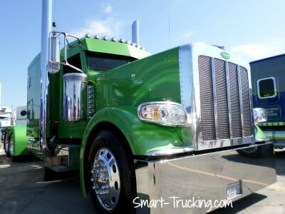 Peterbilt Show Truck Model 389