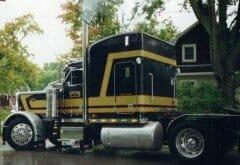 1987 Peterbilt 359 Custom Truck