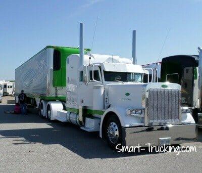 Peterbilt 379 Show Truck