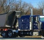Classic Big Rig Truck