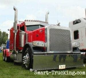 389 Peterbilt Show Truck