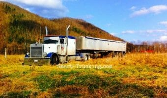 2003 Peterbilt 379 Rig and Trailer
