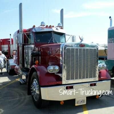 Peterbilt, Truckers Jamboree, Walcott, IA