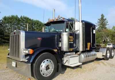 Liquid Bulk Owner Operator Truck