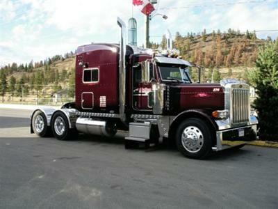 379 Peterbilt Truck 2007