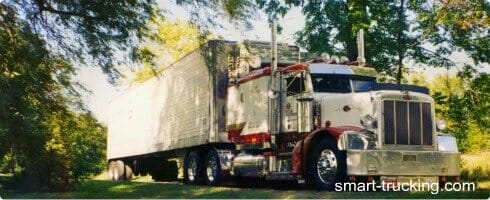 1987 Peterbilt 377 Custom Semi Truck