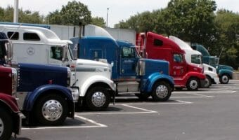 Truck Stops: Reviews, Trivia and Features of the North American Chains