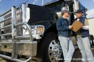 Two Truckers Team Drivers
