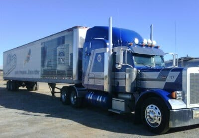 how to become a long haul truck driver in canada