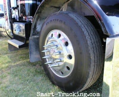 Big Rig Wheels Custom Spikes