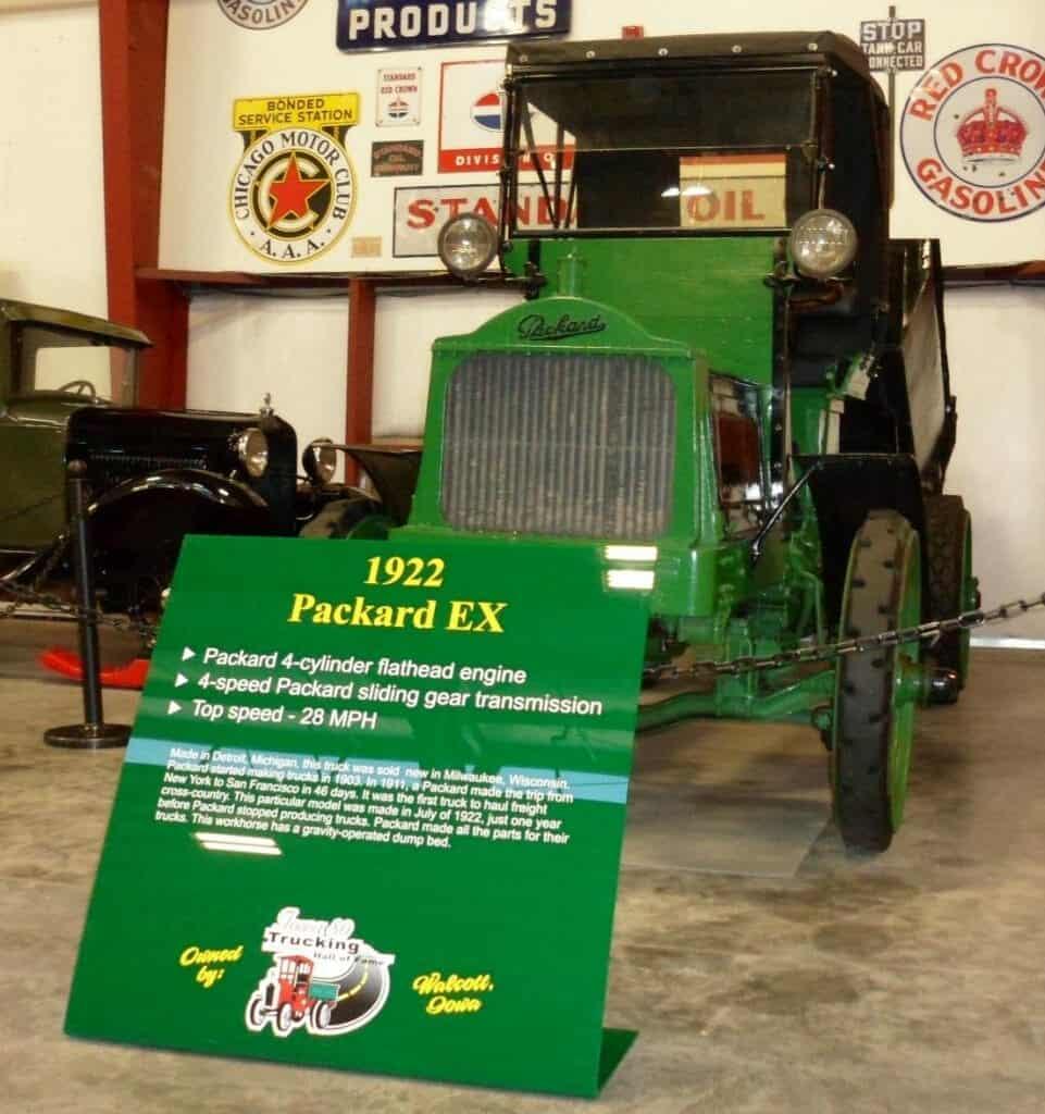 1922 Packard Green