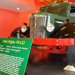 1946 White WA22 Green