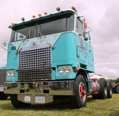 1974 diamond reo smart trucking blue 1974 diamond reo sciox Image collections