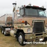 1980 International Transtar Eagle Cabover