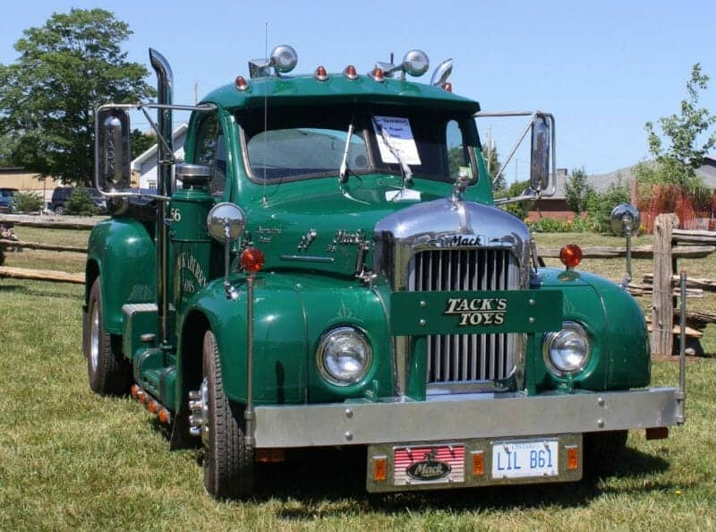 a collection of old school mack truck pictures you shouldn t miss