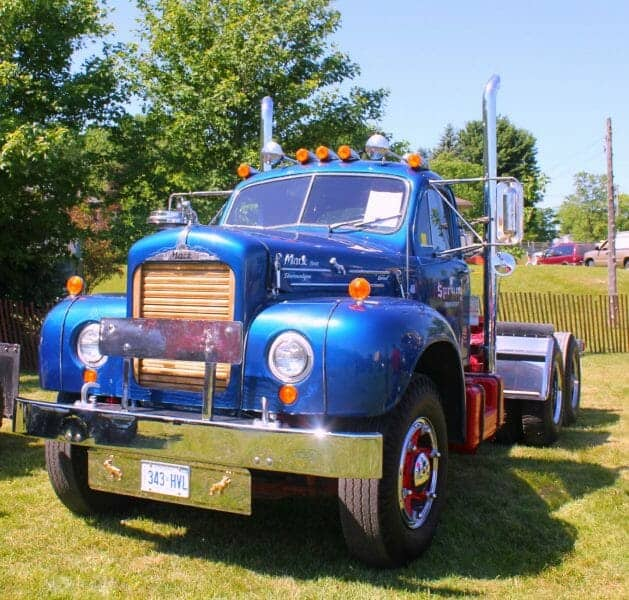 1966 B61 Model Mack Truck