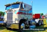 1983 Cabover Freightliner Restored