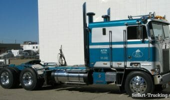 The Ups & Downs Of Cabover Trucks