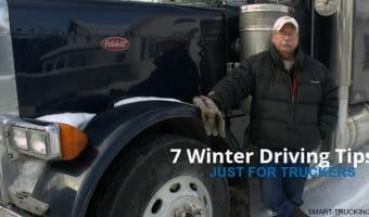 7 Winter Driving Tips For Truckers