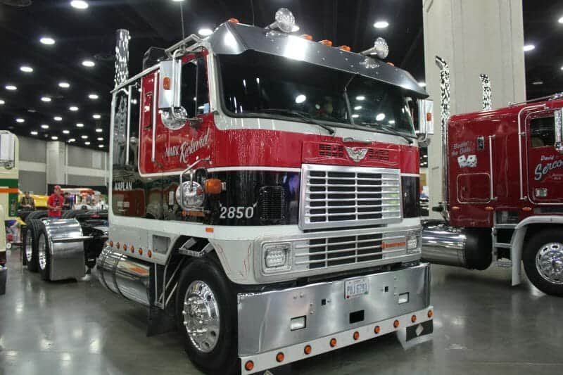International Cabover