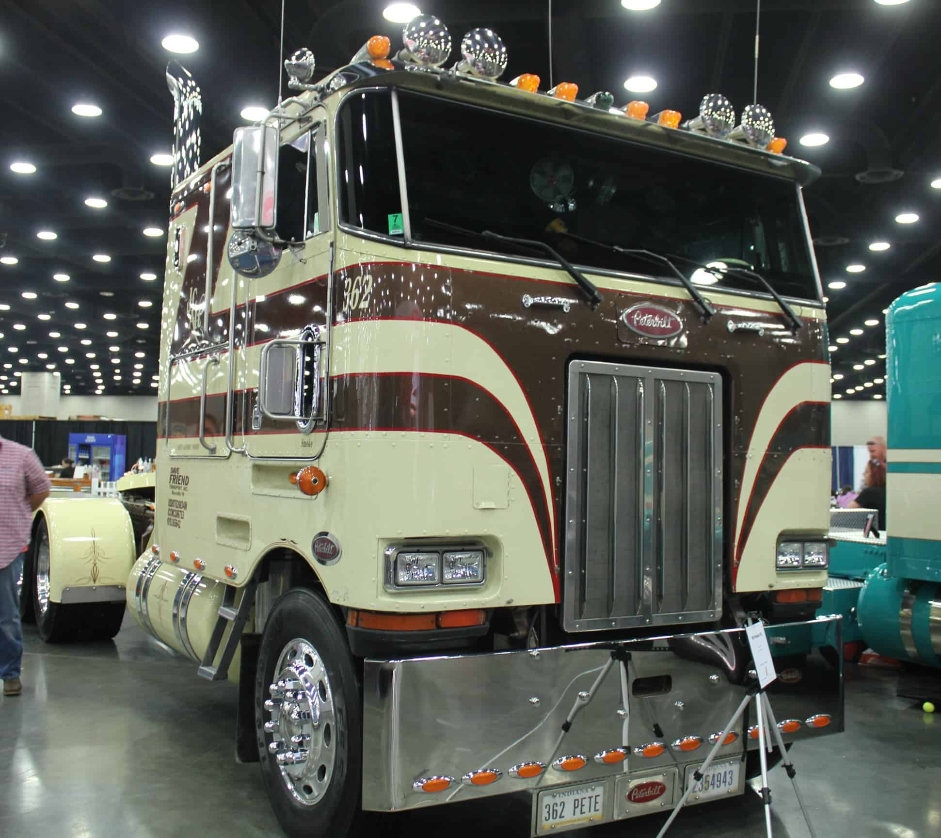 Old School Cabover Video