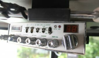 Big CB Radios – Memories From the Glory Days of Trucking