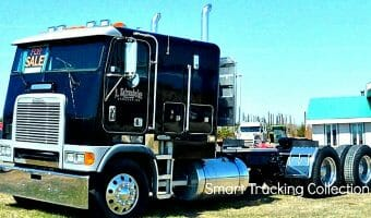 Top Freightliner Cabover Photo Collection