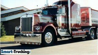 1980 Kenworth W900A Custom Sleeper Berth Truck